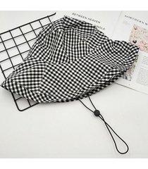 sombrero de pescador fresco pequeño japonés sombrero para el sol