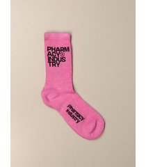 pharmacy industry socks pharmacy industry socks in ribbed terry with logo