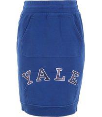 calvin klein yale jersey skirt