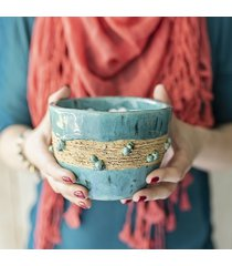 doniczka morska osłonka ceramiczna
