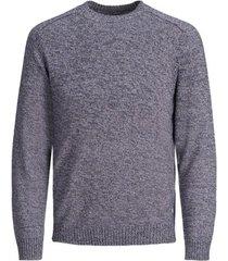 trui jack & jones 12180366 jormerlin knit crew neck lavender