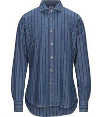 bolzonella 1934 denim shirts