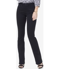 nydj barbara tummy-control bootcut jeans, in regular & petite sizes