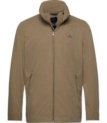 d1. the light mid length jacket dun jack beige gant