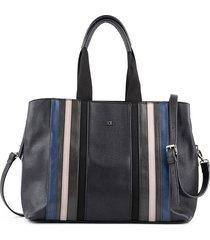 cartera negra xl extra large sahira maletin