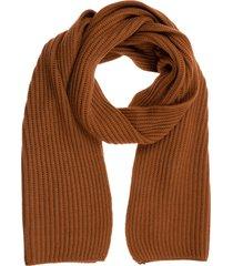 lardini star wool scarf