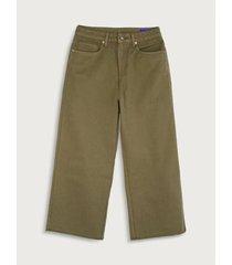 pantalón culotte unicolor para mujer freedom 01828