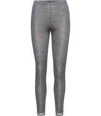 juliana - leggings pyjamasbyxor mjukisbyxor grå femilet