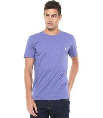 camiseta polo wear bã¡sica roxa - roxo - masculino - algodã£o - dafiti