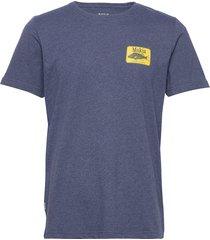 abbore t-shirt t-shirts short-sleeved blå makia