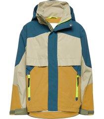 hakon outerwear shell clothing shell jacket multi/patroon molo