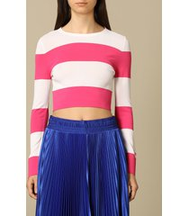 dsquared2 sweater dsquared2 striped jersey top