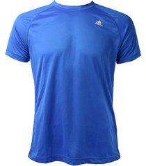 t-shirt korte mouw adidas base plain tee ac4318