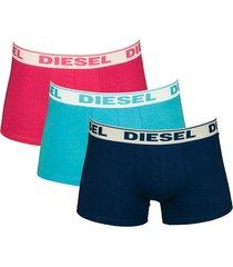 diesel boxershorts shawn 3-pak roze