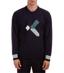 maglione maglia uomo girocollo k