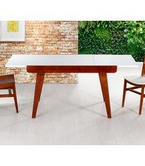 mesa de jantar extensível maxi