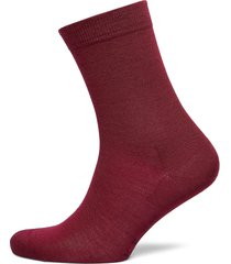 softmerino so lingerie hosiery socks röd falke women