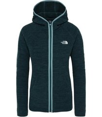 fleece jack the north face nikster w - chaqueta de forro polar