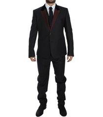 3 piece slim fit suit tuxedo smoking