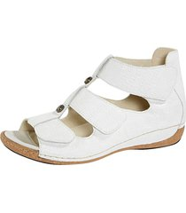 sandaletter waldläufer vit