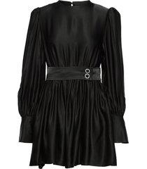lissa korte jurk zwart custommade