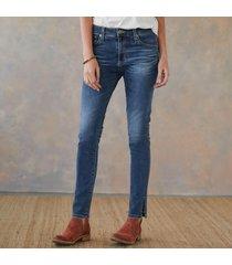 farrah split ankle jeans