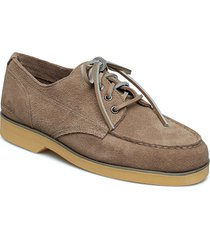 fairheaven båtskor skor beige sebago