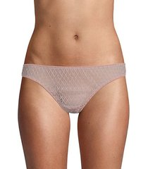 lace tie bikini bottom