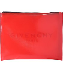 givenchy designer men's bags, large pouch