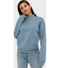 nly trend cozy pocket sweat sweatshirts
