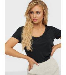 pieces pckaitlin ss u-neck top noos bc t-shirts
