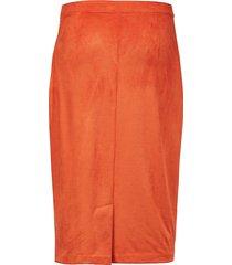 kjol i mockalook paola orange