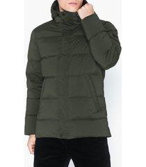 j lindeberg barry down jacket jackor forest green