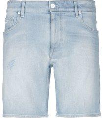 boss hugo boss denim shorts