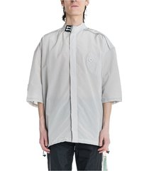 track zip shirt