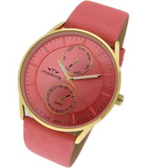 reloj coral montreal