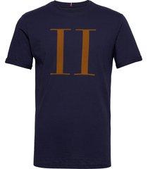 encore t-shirt t-shirts short-sleeved blå les deux