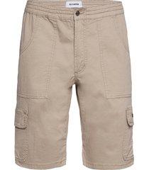 combat cargo shorts shorts cargo shorts beige bls hafnia