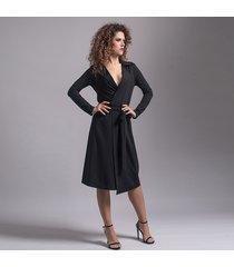 żakietowa sukienka midi - gabriela