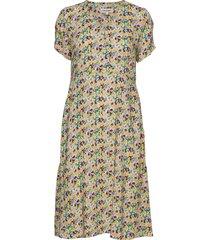 anja dress dresses everyday dresses multi/mönstrad lollys laundry