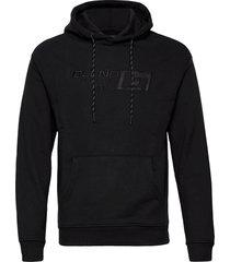 sweatshirt hoodie svart blend