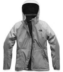 chaqueta resolve insulated gris the north face