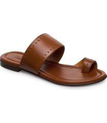 sandals 4131 shoes summer shoes flat sandals brun billi bi