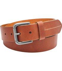 men's fossil gannon leather belt