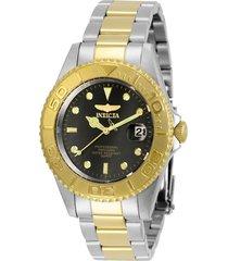 reloj invicta 29941 acero dorado acero inoxidable
