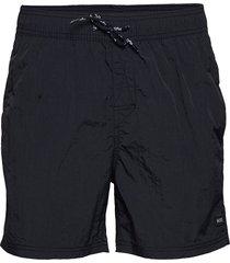 leisure swim shorts badshorts svart h2o