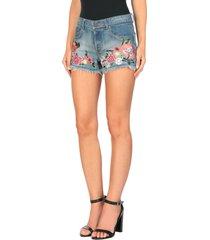 alice + olivia jeans denim shorts