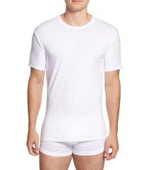 men's calvin klein 2-pack stretch cotton crewneck t-shirt