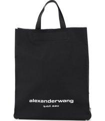 alexander wang lunch bag tote
