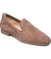 daya_ks loafers låga skor beige unisa